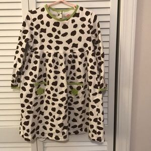 J Khaki Kids Dress